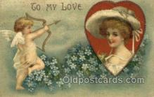 val100248 - Valentines Day Postcard Post Cards