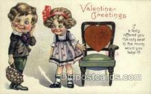 val100255 - Valentines Day Postcard Post Cards