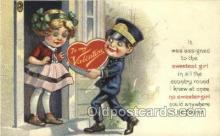 val100257 - Valentines Day Postcard Post Cards
