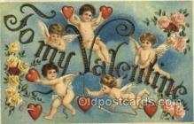 val100263 - Valentines Day Postcard Post Cards