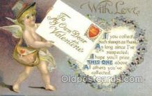val100282 - Valentines Day Postcard Post Cards