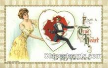 val100289 - Valentines Day Postcard Post Cards