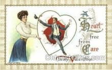 val100290 - Valentines Day Postcard Post Cards