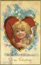 val100308 - Publisher John Winsch, Valentines Day Postcard Post Cards