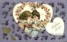 val100311 - Publisher John Winsch, Valentines Day Postcard Post Cards