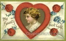 val100312 - Valentines Day Postcard Post Cards