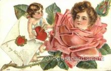 val100313 - Valentines Day Postcard Post Cards