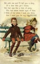 val100338 - Artist M. Greiner, Valentines Day Postcard Post Cards