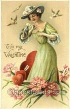 val100347 - Valentines Day Postcard Post Cards