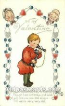 val100363 - Artist Ethel Dewees, Valentines Day Postcard Post Cards