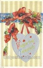 val100370 - Valentines Day Postcard Post Cards