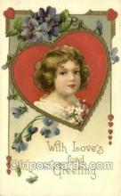 val100383 - Valentines Day Postcard Post Cards