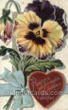 val100438 - Valentines Day Postcard Post Cards