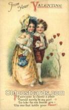 val100461 - Valentines Day Postcard Post Cards