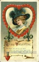 val100465 - Valentines Day Postcard Post Cards