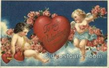 val100468 - Valentines Day Postcard Post Cards
