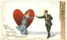 val100471 - Artist H. Wessler, Valentines Day Postcard Post Cards