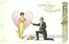 val100472 - Artist H. Wessler, Valentines Day Postcard Post Cards
