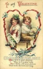 val100476 - Valentines Day Postcard Post Cards