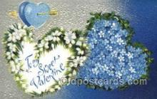 val100479 - Valentines Day Postcard Post Cards