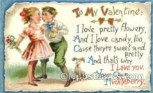val100480 - Valentines Day Postcard Post Cards