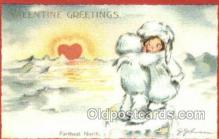 val100482 - Artist J. Johnson, Valentines Day Postcard Post Cards