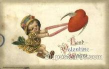 val100499 - Artist Frexis, Schmucker, Valentines Day Postcard Post Cards