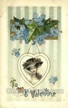 val100501 - Valentines Day Postcard Post Cards