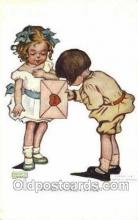 val100512 - Artist Gassaway, Valentines Day Postcard Post Cards