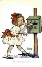 val100513 - Artist Gassaway, Valentines Day Postcard Post Cards
