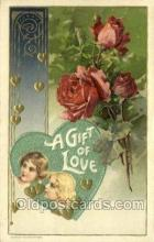 val100524 - Publisher John Winsch, Valentines Day Postcard Post Cards