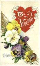 val100528 - Publisher John Winsch, Valentines Day Postcard Post Cards