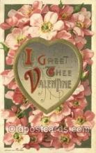 val100539 - Publisher John Winsch, Valentines Day Postcard Post Cards