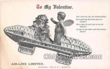 val100665 - Valentines Day Postcard Post Card Old Vintage Antique