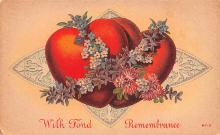 val200385 - Valentines Day Post Card Old Vintage Antique Postcard