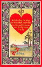 val200481 - Valentines Day Post Card Old Vintage Antique Postcard
