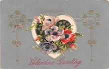 val200499 - Valentines Day Post Card Old Vintage Antique Postcard