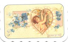 val200877 - Valentines Day Post Card Old Vintage Antique Postcard