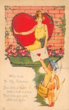 val300003 - Valentines Day Postcard