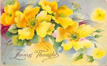val300009 - Loving Thoughts Postcard