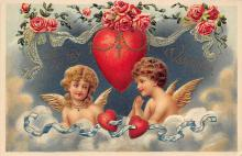 val300047 - To my Valentine Postcard