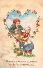 val300065 - St. Valentines Day Postcard