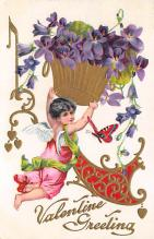 val300083 - Valentine Greetings Postcard