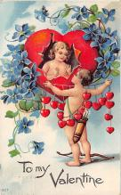 val300087 - To My Valentine Postcard