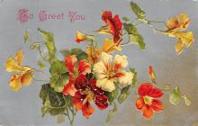 val300099 - To Greet You Postcard