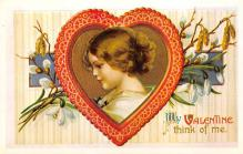 val300155 - Valentines Day Postcard