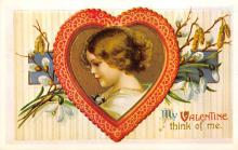 val300163 - Valentines Day Postcard