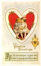 val300169 - Valentines Day Postcard