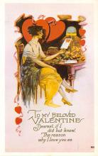 val300203 - Valentines Day Postcard