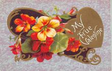 val300219 - My True Valentine postcard